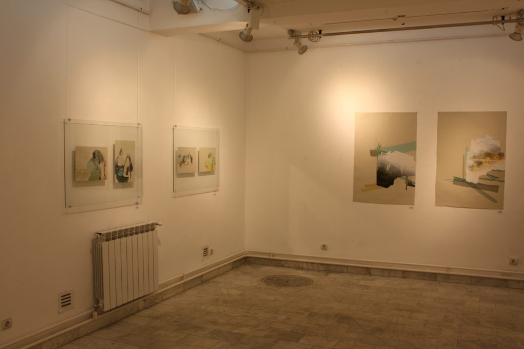 "Install shot of ""Dream City, Dreams"""